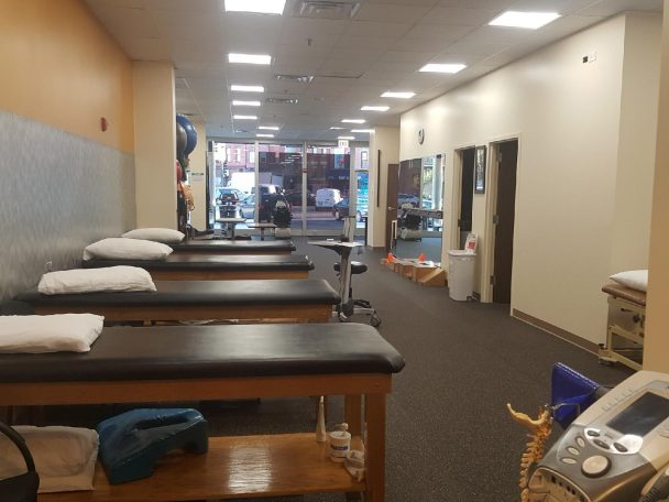physical therapy lincoln park south