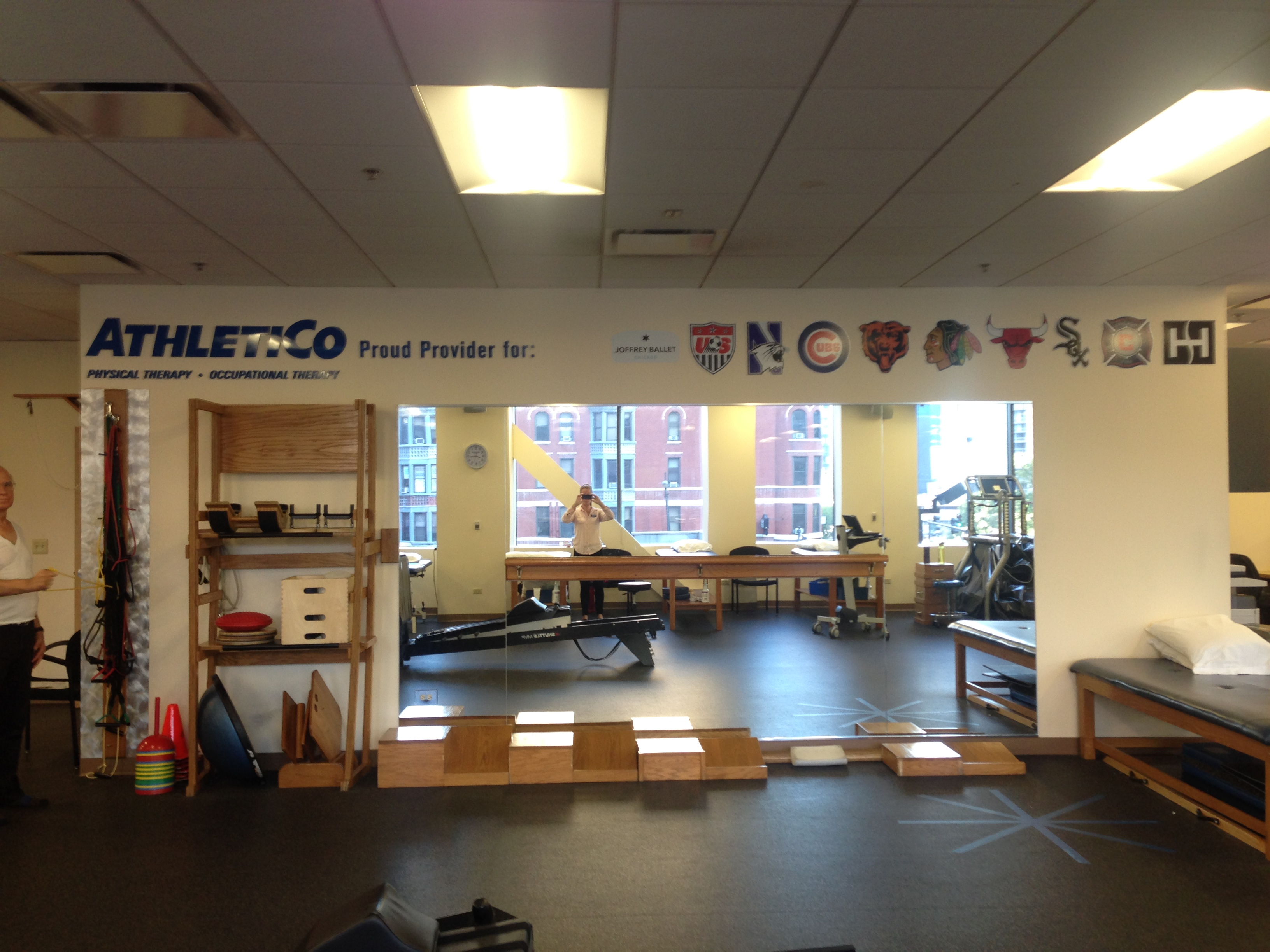Glenview california physical therapy - Affiliate Logo Wall