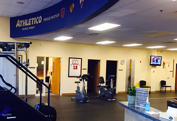 physical therapy bolingbrook IL
