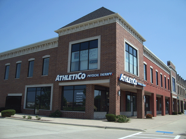 Athletico Plainfield Exterior