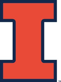 Illinois Block I Primary Logo