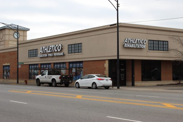 athletico physical therapy garfield ridge