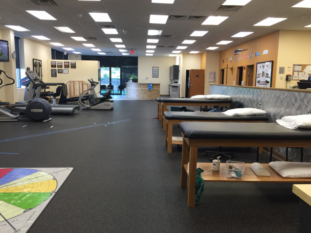 bloomingdale physical therapy