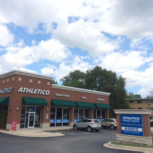 physical therapists wheaton east