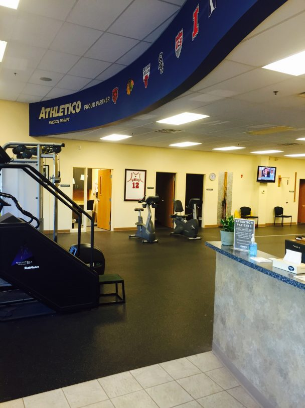 physical therapy bolingbrook