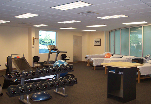 physical therapy hoffman estates IL