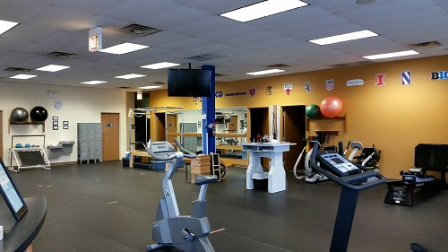 athletico physical therapy irving park