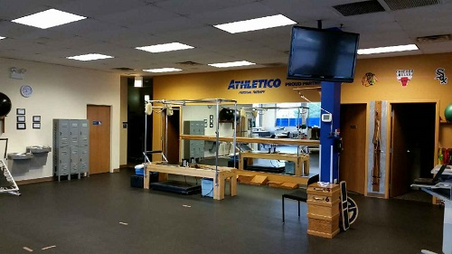athletico physical therapy irving park chicago