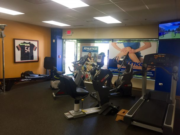 physical therapy lake forest