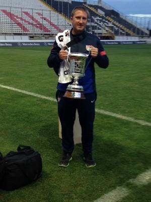 Spinale Aegan Cup 20142
