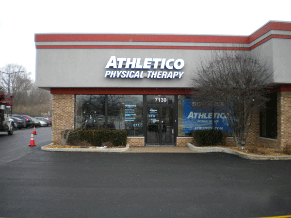 Athletico Palos Heights Exterior