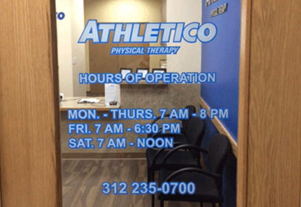 athletico physical therapy loop jackson chicago