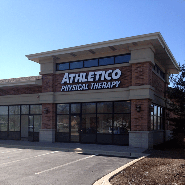 Athletico West Chicago: DuPage Exterior
