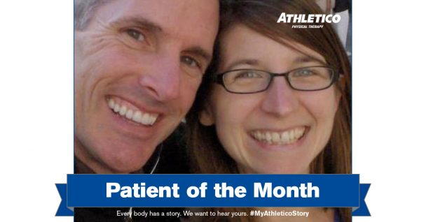 athletico june patient of the month
