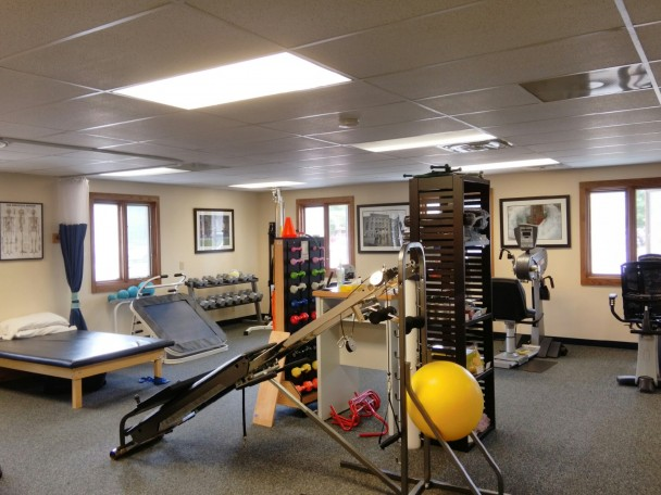 physical therapy granville OH