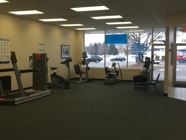 physical therapy mason city IA