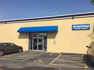 athletico physical therapy park ridge north
