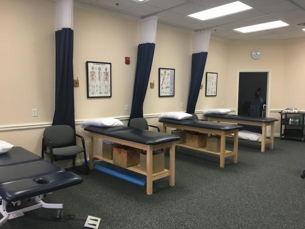 Inside Franklin Wisconsin Clinic