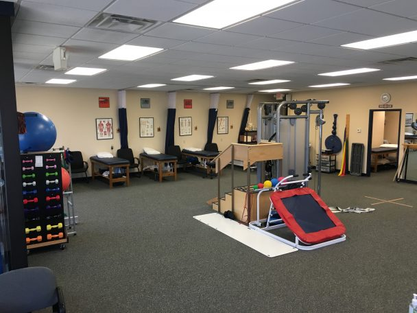 physical therapists champaign
