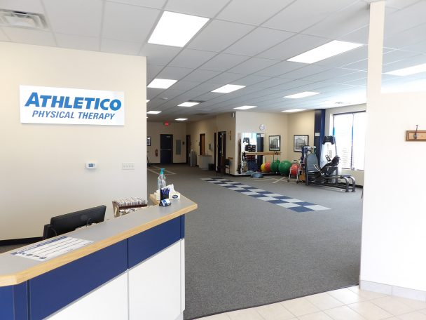 athletico physical therapists dundee