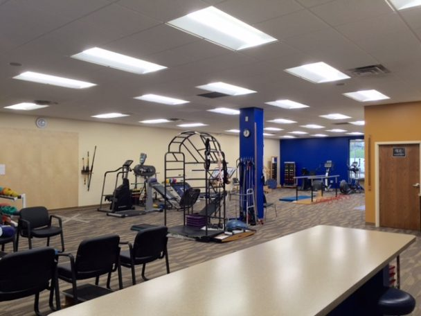 physical therapists hillsdale michigan