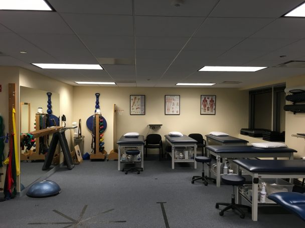 physical therapists streeterville