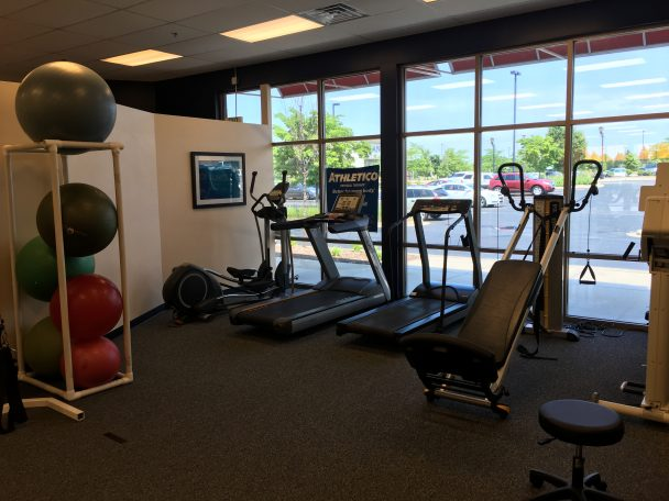 physical therapists algonquin