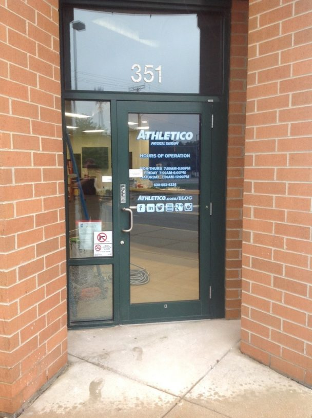 physical therapy clinic carol stream