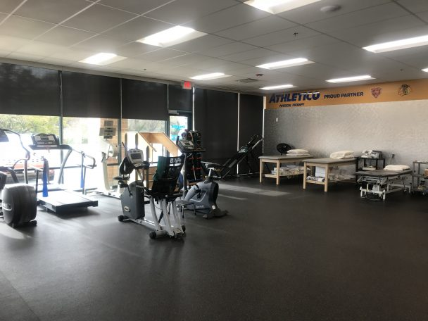 physical therapy carol stream IL