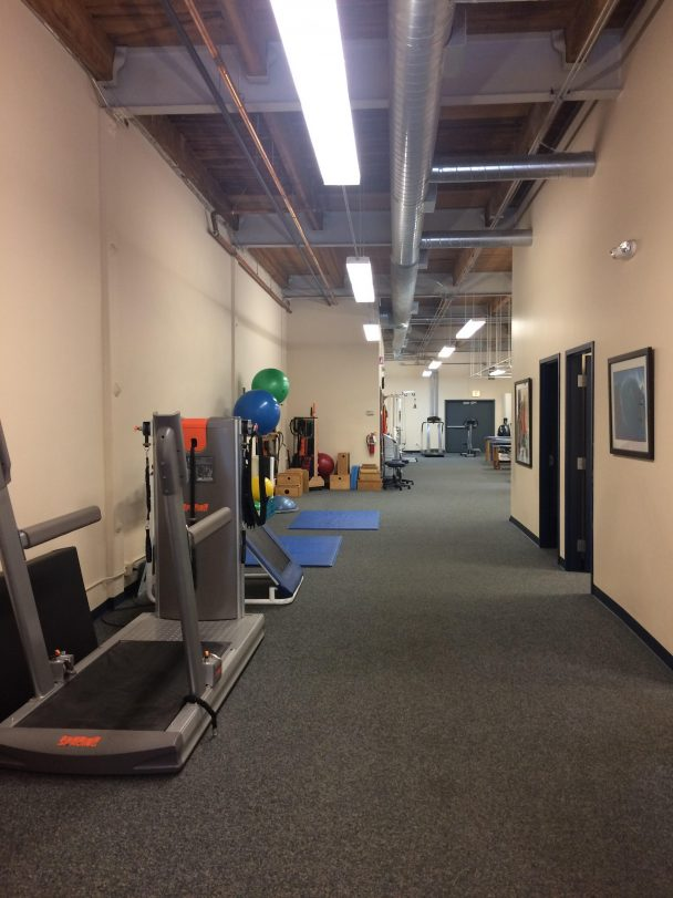 physical therapy clinic south loop michigan ave