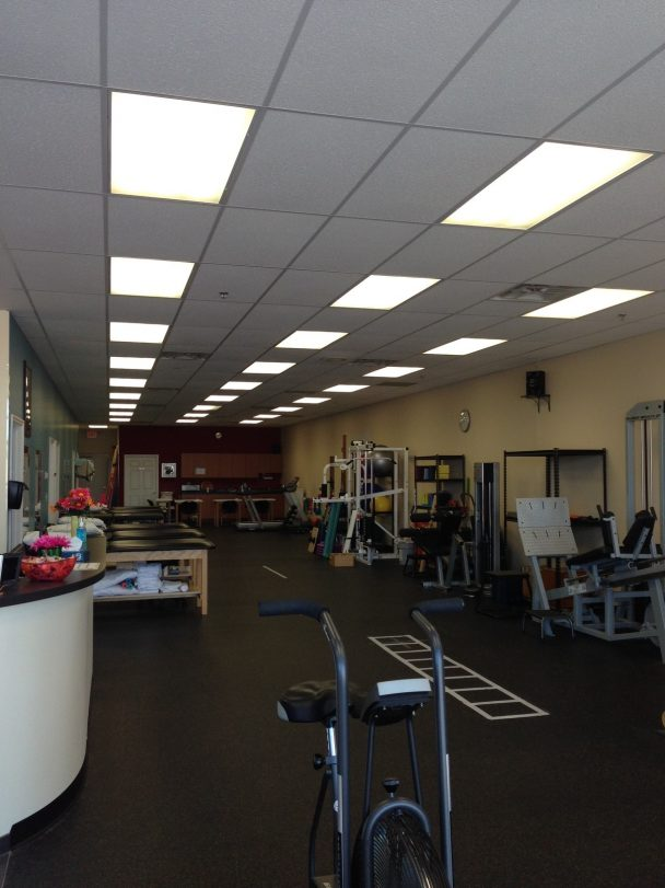 physical therapy clinic alton