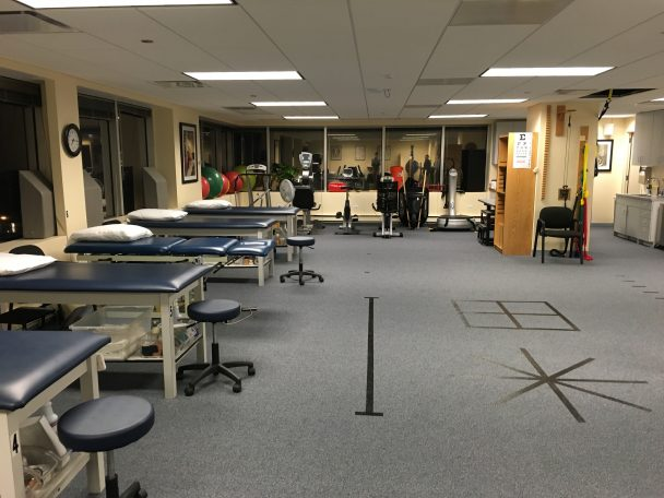 physical therapy clinic streeterville