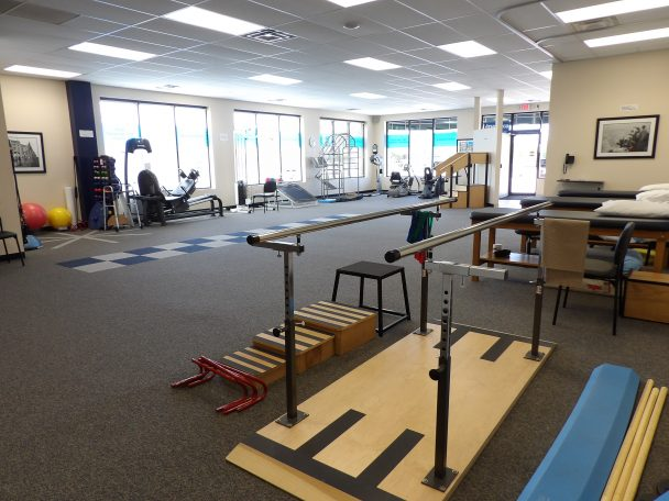 physical therapy dundee michigan