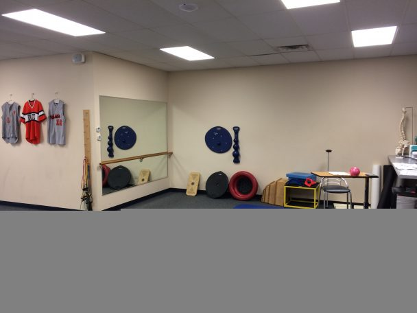 physical therapy evanston