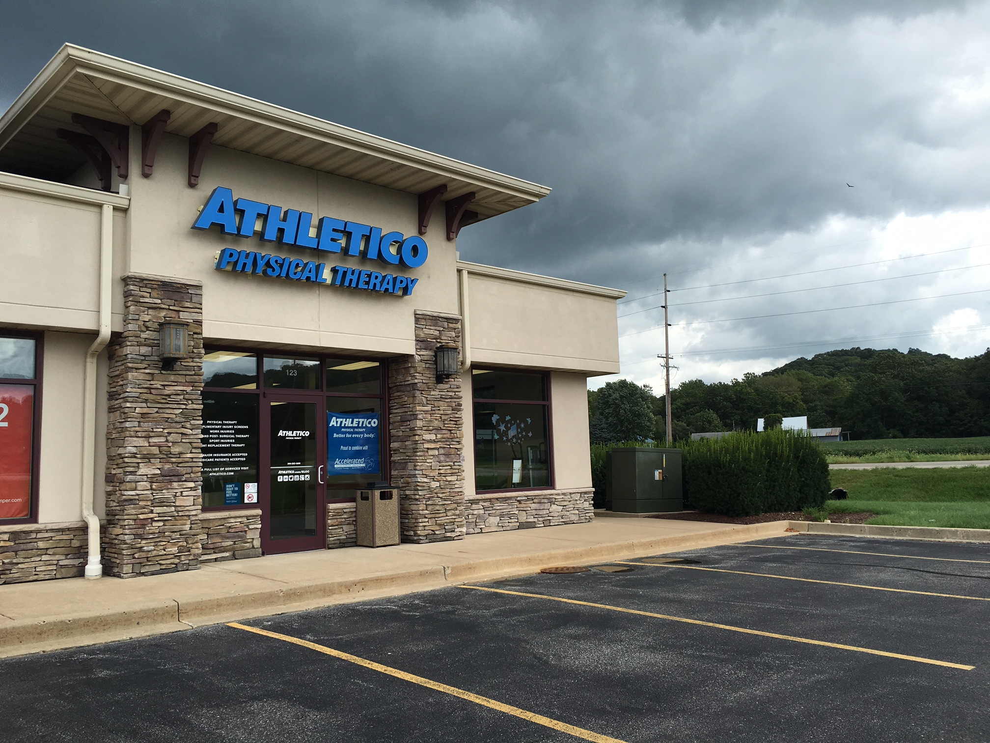 athletico physical therapy germantown hills/metamora in East Peoria, IL