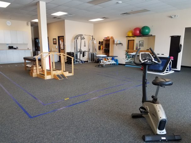 physical therapy in Greenwood, IN