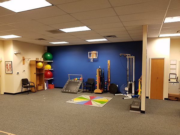 physical therapy howell MI