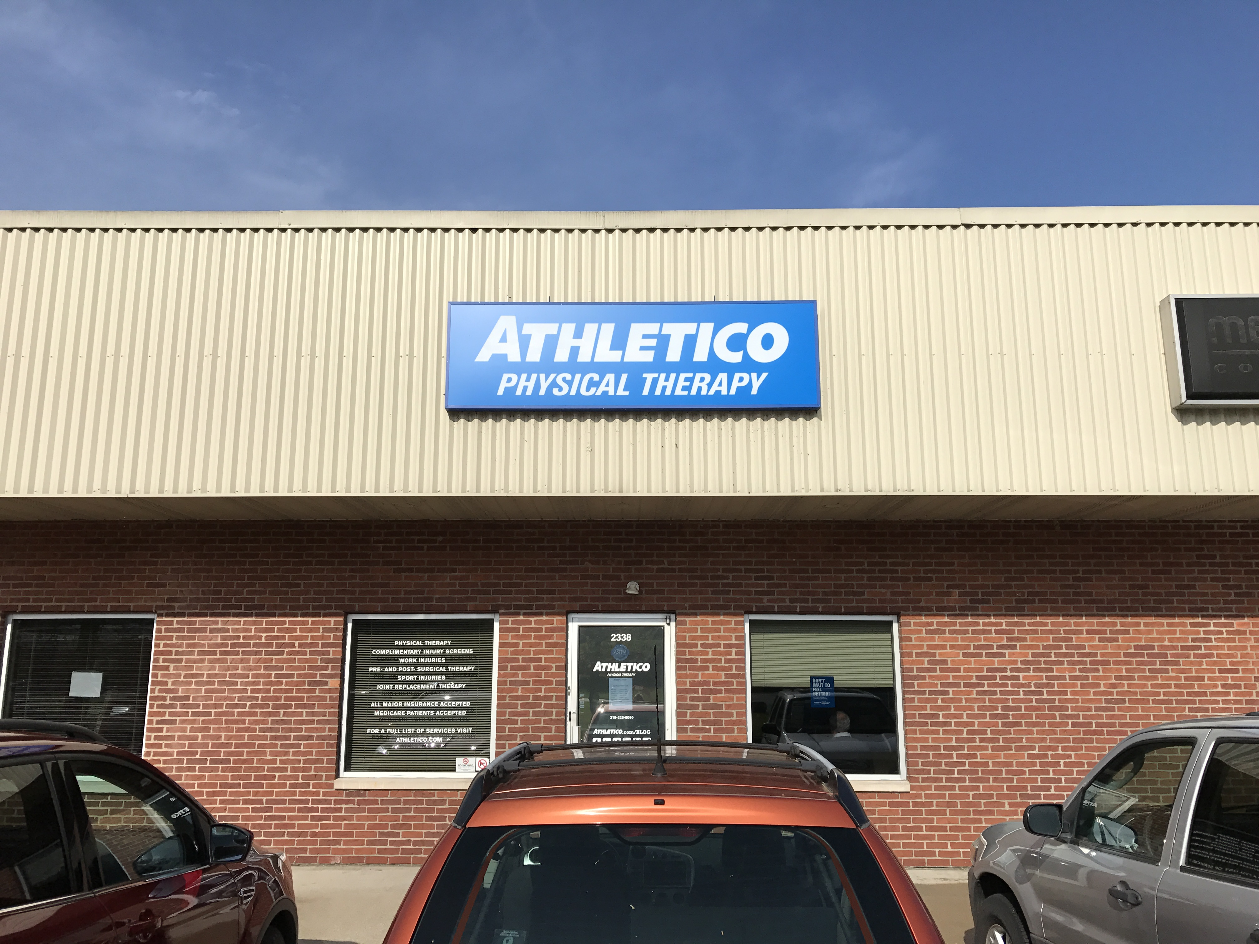 physical therapy la porte