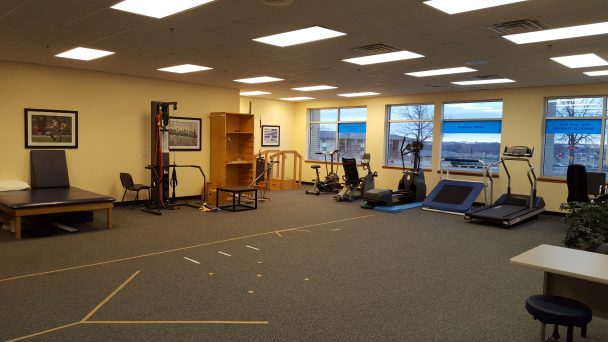 physical therapists norwalk