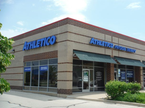 physical therapy romeoville