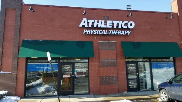 physical therapy royal oak MI