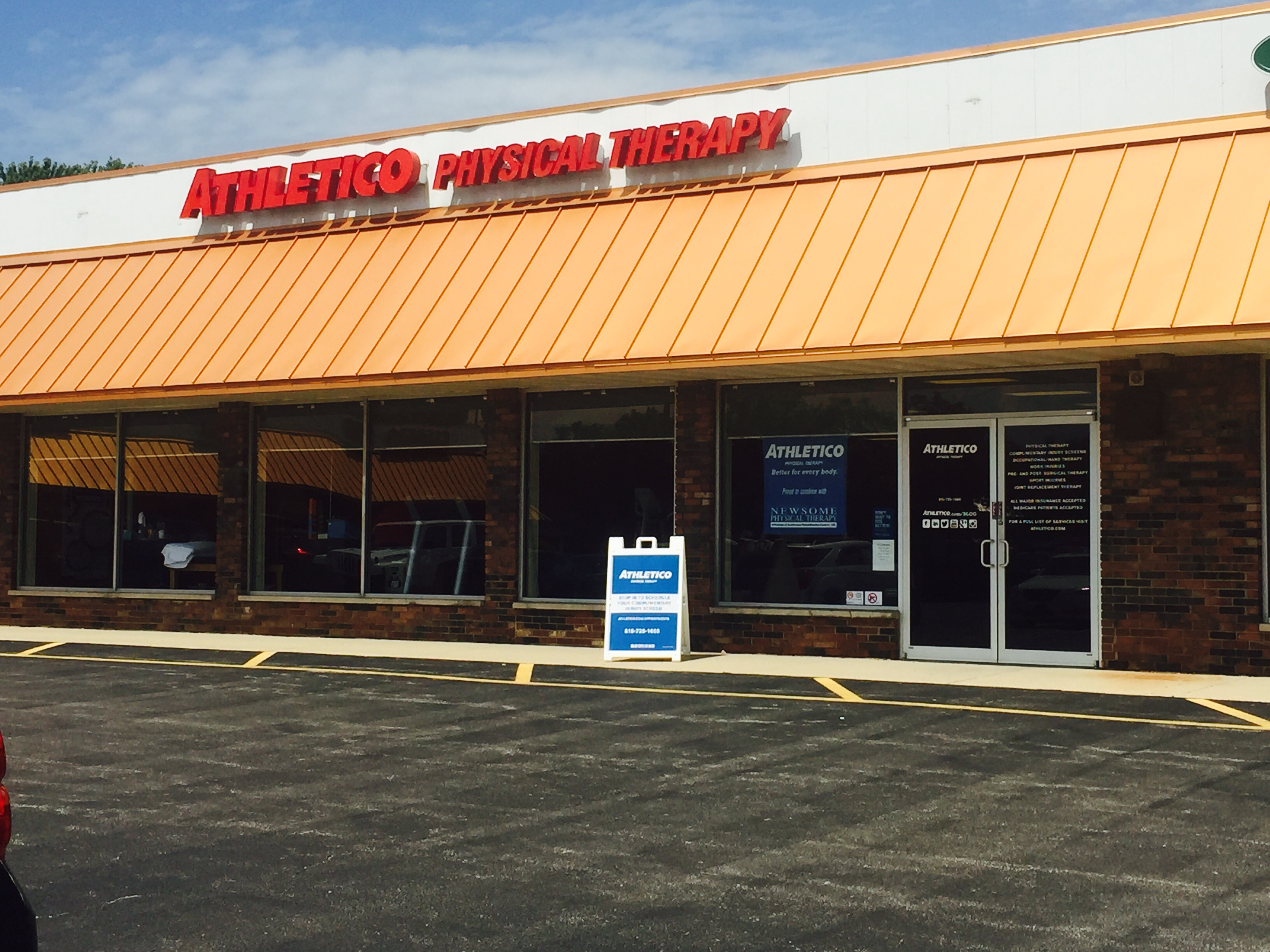 physical therapy shorewood