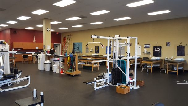 physical therapy south city