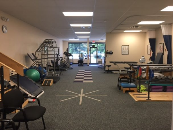 physical therapy in temperance mi