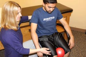 Men's Health Pelvic Floor Stretch