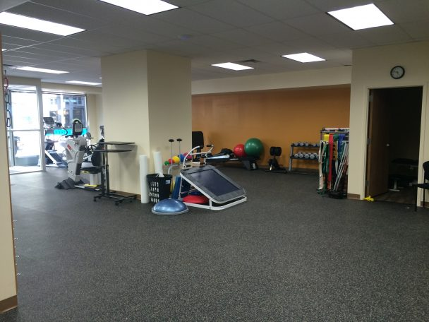 Athletico Physical Therapy in Indianapolis, Monument Circle