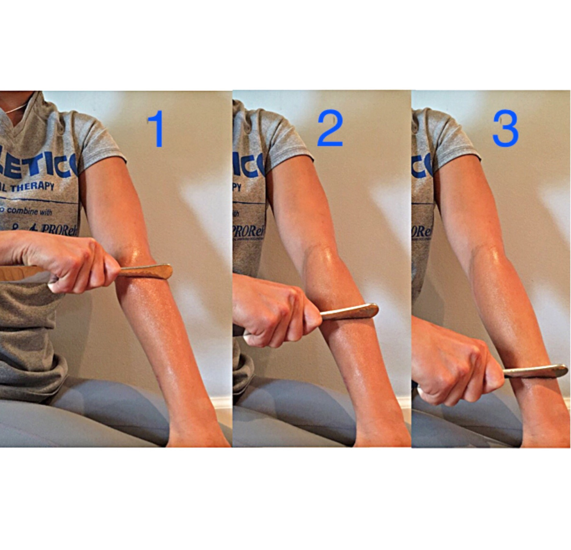 Self Massage for the Forearm