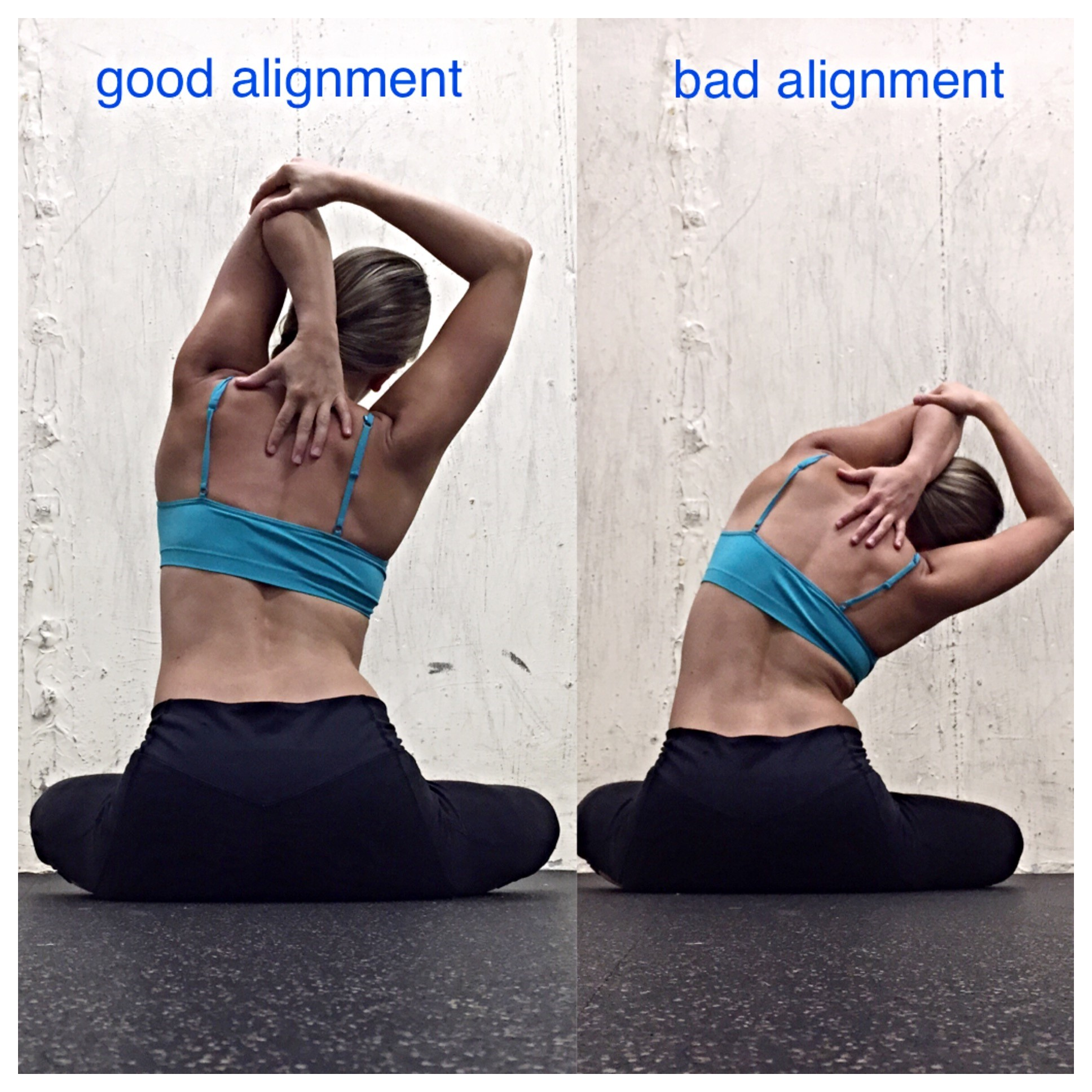 Stretch of the Week: Teres/Lat Stretch - Athletico