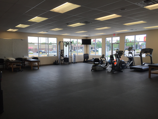 physical therapy clinic rock island