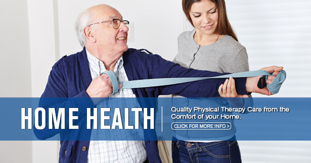 Home Health Physical Therapy Services